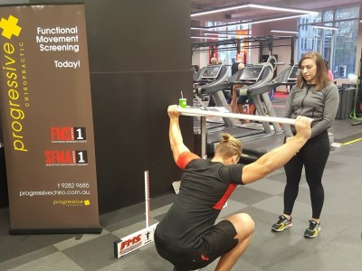 FMS deepsquat fitnessfirst